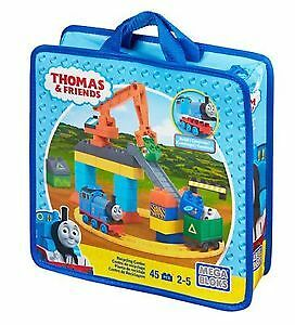 "Mega Bloks - Thomas le Train ""Recycling Centre playset"""