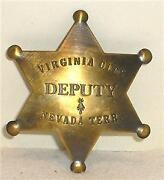 Virginia Police Badge