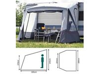 Quest Leisure Easy Air 280 Lightweight Inflatable Caravan Porch Awning