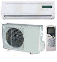 Brand new !Toshiba ductless air conditioner