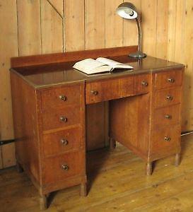 Old Oak Desk