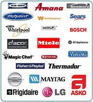 Flat Rate ALL MAKES&MODELS Reliable Appliance Repair Mississauga