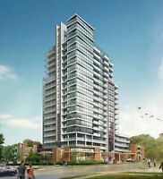 Yonge & Finch 1 Bedroom Brand New Condo for rent $1350