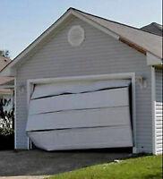 Garage Door Repairs - Fair Price - No Gimmicks - Quality Work