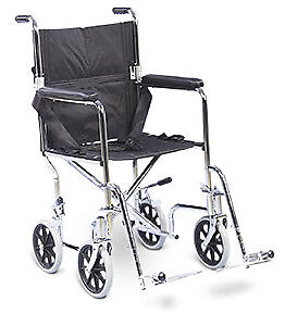 Transport Chair AMG 700-855 small wheels