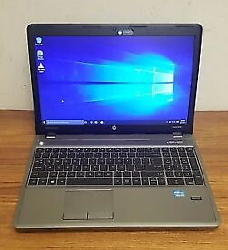HP Probook 4540S Intel i5 750GB HDD 4GB Ram Windows 10 HD Graphics