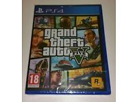 GTA V PS4 Games (6x available)