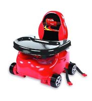 Chaise booster pour cuisine Flash McQueen kitchen booster seat
