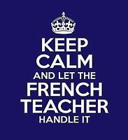 PRIVATE FRENCH TUTOR ORAL & WRITTEN 20$/HR