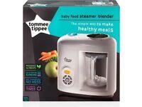 Tommee Tippee Baby Steamer Blender £45 Quick Sale