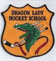 DRAGON LADY HOCKEY CAMPS