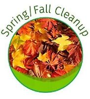 Leaf Removal and Yard Clean Up Service