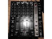 DENON DN-X1100 4 CHANNEL MIXER ANALOG