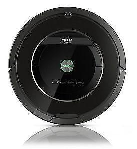 iRobot 880 Roomba Cleaning Vaccum Black USED