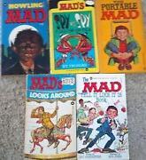 Mad Magazine Paperback