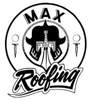 NEED A ROOF?  MAX ROOFING AND COMPANY  CERTIFIED ROOFING COMPANY
