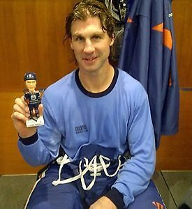 Ryan Smyth Bobblehead – EXCELLENT CONDITION - GO OILERS