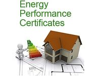 Energy Performance Certificate , Gas Safety certificates & PAT Certificates £40 only