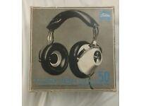 Toshiba hr 50 stereo headphones