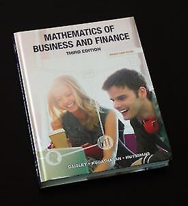 Mathematics of Business and Finance Textbook