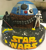 Professional custom-baked cakes: 100% edible - starting at $285!