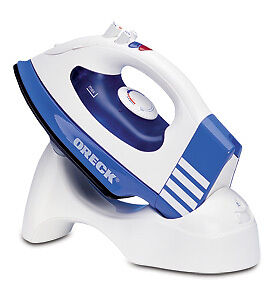 Oreck Cordless Steam Iron (JP8100)