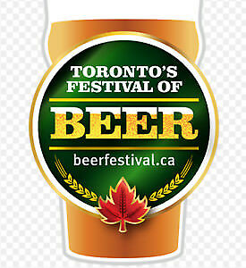 TORONTO FESTIVAL OF BEER  WITH I MOTHER EARTH AND FINGER 11