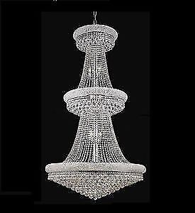 Crystal Chandelier 0