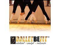 BalletBeFit, Pre-School Dance, RAD Ballet 2yrs+