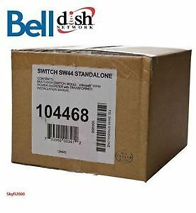 SW-44 SWITCH AND DPP-44 SWITCHES 100% COMPLETE BRAND NEW