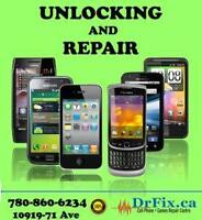 DrFiX Samsung GALAXY S3/S/4S5 NOTE 2 3 IPHONE 4/s 5/c/s Repair