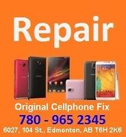 Original Fix★IPHONE/SamsungS3S4S5/ NOTE/2 /3LG/ Sony/ HTC/Repair