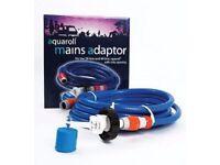 Genuine Aquaroll Mains Adaptor Kit (NEW) - fits both 29L & 40L Aquarolls