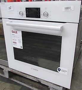 Bosch Wall oven white, 30, like new Convection,  Kitchenaid
