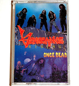 VENGEANCE RISING 2 cassette U-PICK METAL LOT