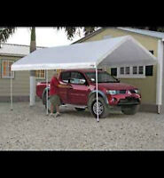 All Purpose Canopy, 10x20-ft