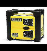 Champion 2000W Inverter Generator Brand new in box