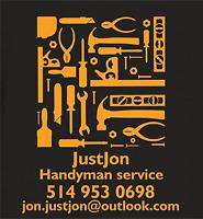 JustJon Handyman Service