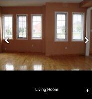 lease corner Spacious home, Mississauga