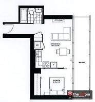 NEW 1 BEDROOM CONDO In DOWNTOWN 42 Charles st. East Casa 2