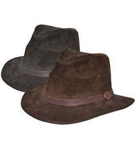 34f1479f7be Indiana Jones Leather Hat