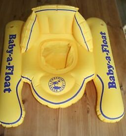 Kooshies Swim Seat Baby a Float Size 1, for babies 3-12 months