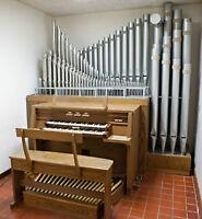 Seeking Info on pipe organ