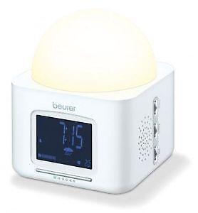 Dawn Simulator Alarm Clocks Amp Clock Radios Ebay