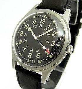Vintage swiss army watches