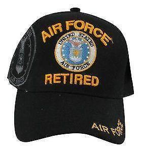 83b2798e892 Air Force Retired Hat