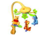 Musical Cot Mobile