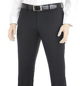 Mens Dress Pants Wool White Black Linen Ebay