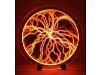 Sound activated Plasma disc