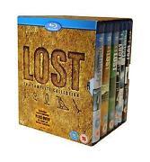 Lost Blu Ray 1-6